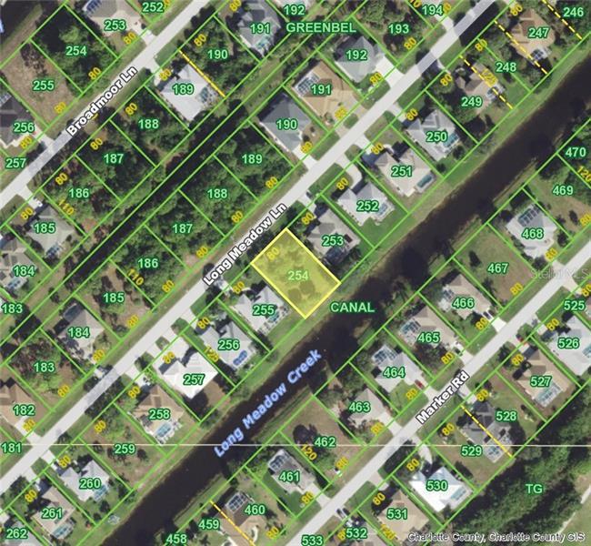 66 LONG MEADOW (LOT 254), ROTONDA WEST, FL, 33947