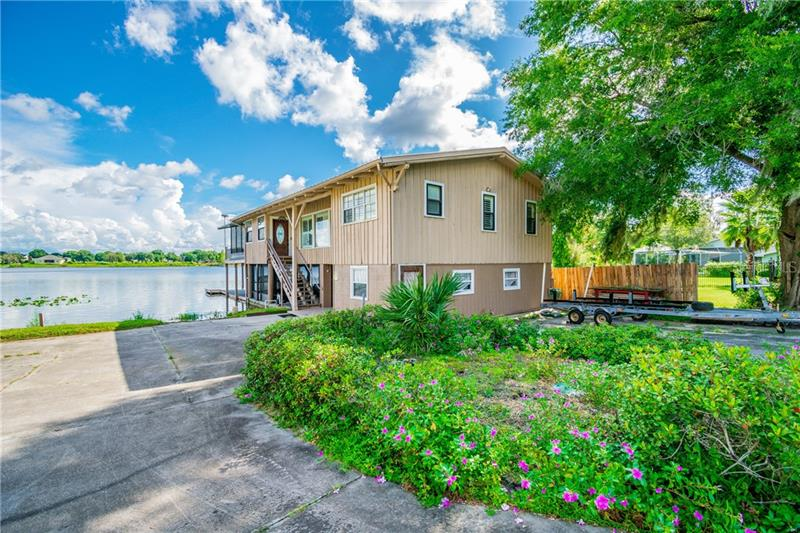317 LAKESHORE, POLK CITY, FL, 33868