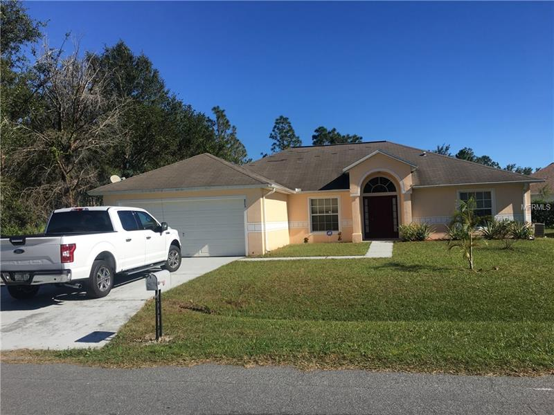 O5554002 Kissimmee Homes, FL Single Family Homes For Sale, Houses MLS Residential, Florida