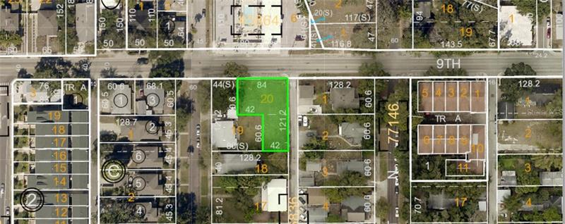 790 N 9TH, ST PETERSBURG, FL, 33701