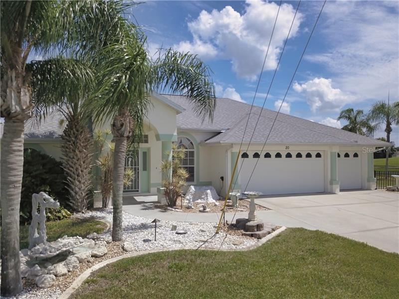 20 BUNKER, ROTONDA WEST, FL, 33947