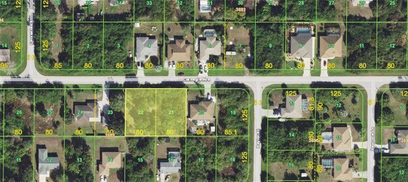 11153 CARNEGIE, ENGLEWOOD, FL, 34224