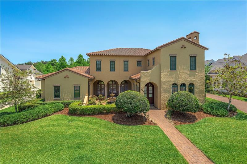 S4843936 Celebration Waterfront Homes, Single Family Waterfront Homes FL