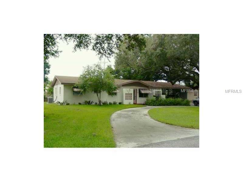 Single Family for Rent at 1320 Pleasant Place Lakeland, Florida 33801 United States