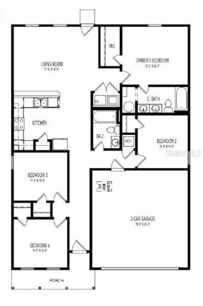 331 SALMON, POINCIANA, FL, 34759