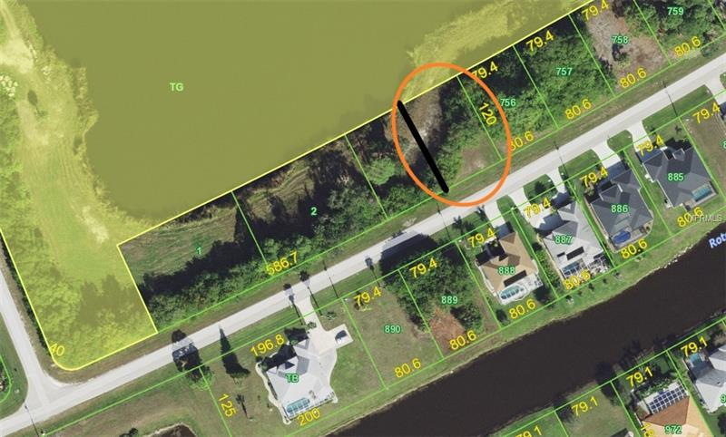 1094 ROTONDA, ROTONDA WEST, FL, 33947