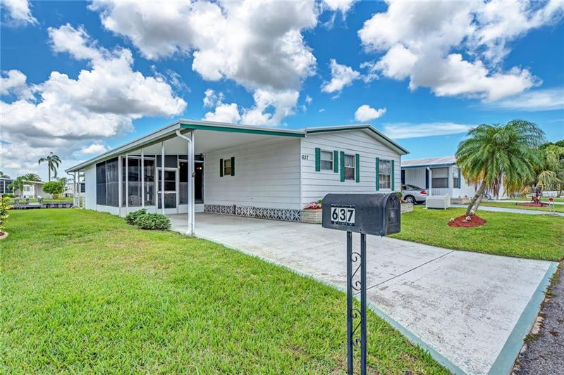 637  FAIRMOUNT,  NORTH PORT, FL
