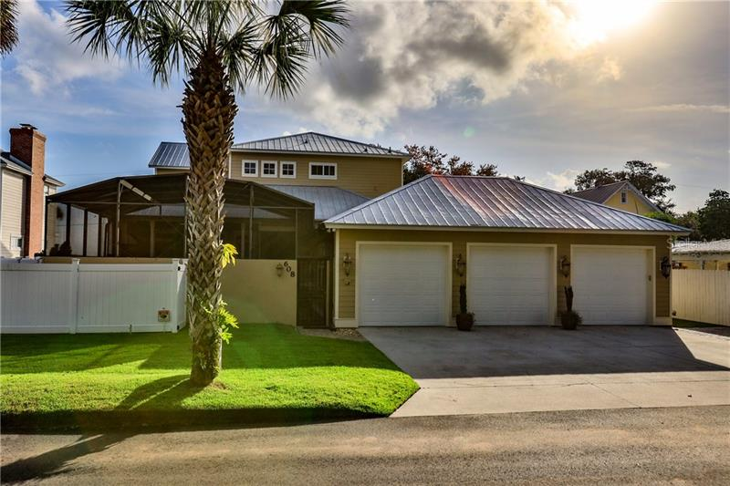 608 S RIVERSIDE, NEW SMYRNA BEACH, FL, 32168