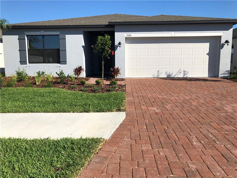 2106  APIAN,  PORT CHARLOTTE, FL