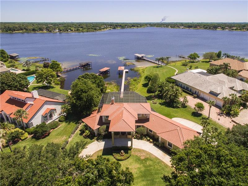 O5479604 Windermere Waterfront Homes, Single Family Waterfront Homes FL