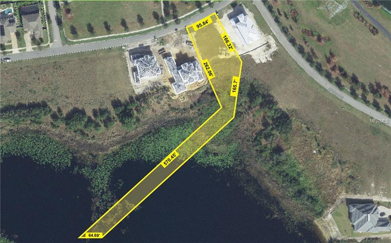 Signature Lakes Land For Sale Winter Garden Real Estate In Signature Lakes
