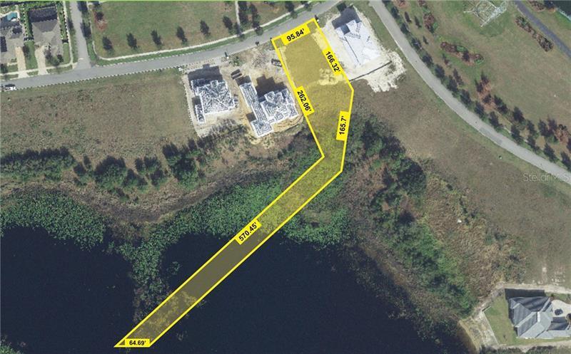 Signature lakes land for sale winter garden real estate in signature lakes for Land for sale in winter garden fl