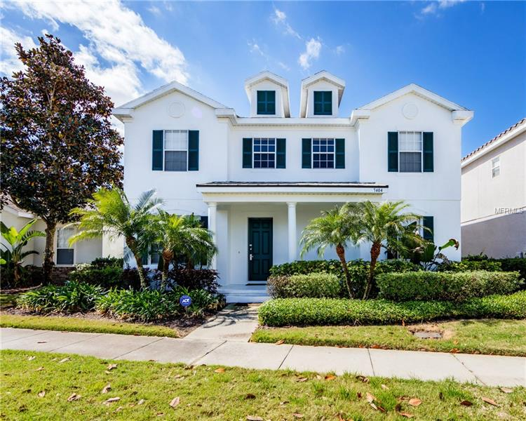 O5564304 Reunion Homes, FL Single Family Homes For Sale, Houses MLS Residential, Florida