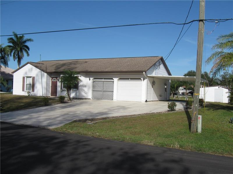 27212  SAN MARINO,  PUNTA GORDA, FL