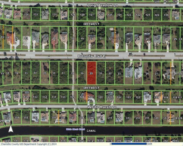 186 E ROTONDA, ROTONDA WEST, FL, 33947