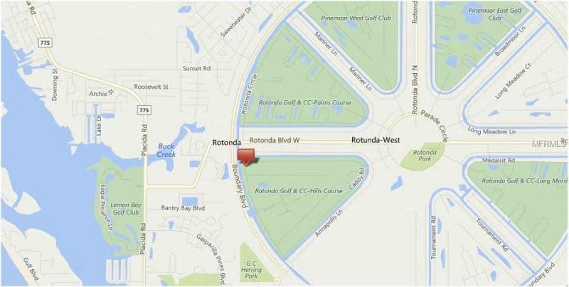 166 ROTONDA, ROTONDA WEST, FL, 33947
