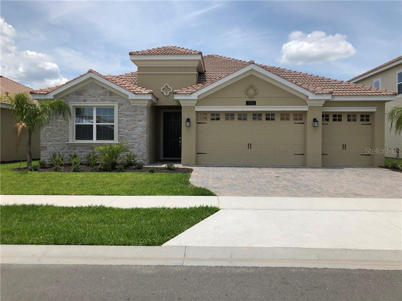 1116  TRAPPERS TRAIL,  CHAMPIONS GATE, FL