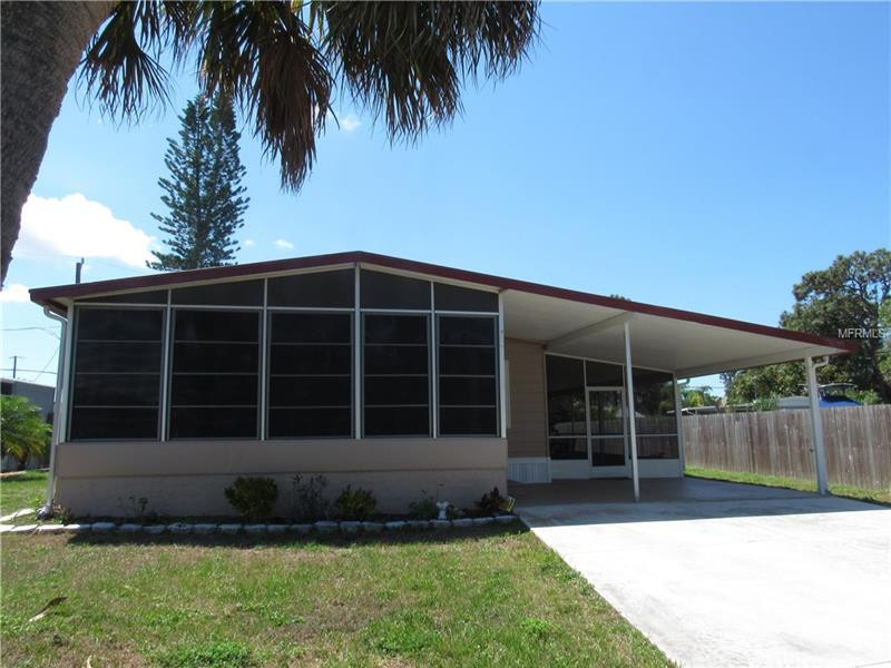 8237  ARCHIE,  ENGLEWOOD, FL