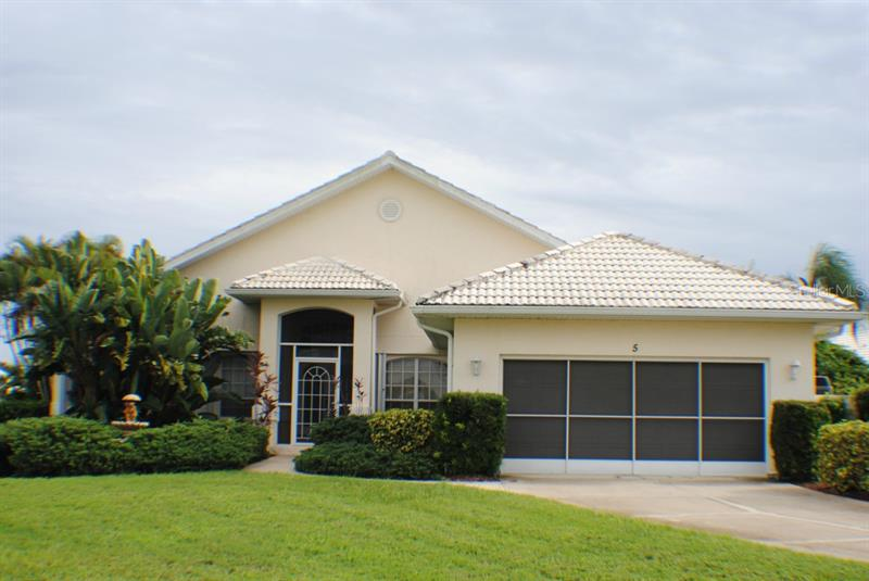 5  CORAL CREEK,  CAPE HAZE, FL