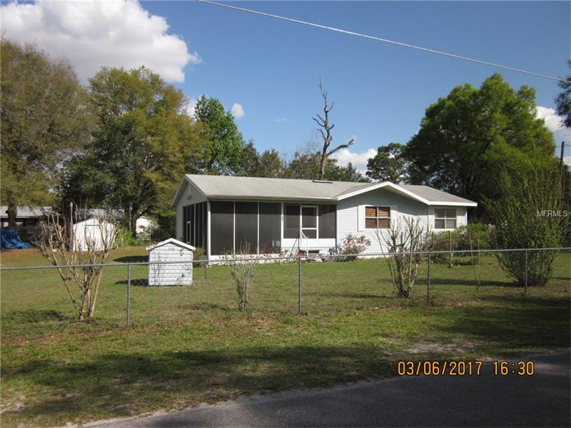 879  CR 481W,  LAKE PANASOFFKEE, FL