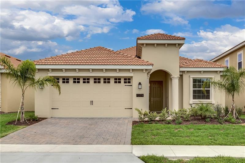 1079  BLACKWOLF RUN,  CHAMPIONS GATE, FL