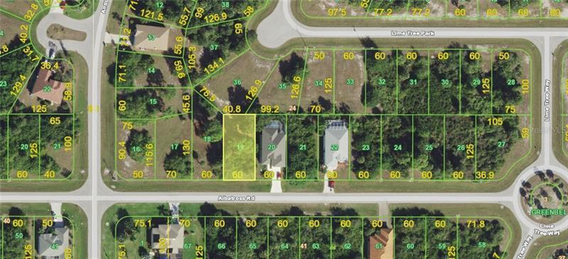 422 ALBATROSS, ROTONDA WEST, FL, 33947