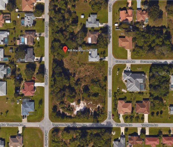 448  MACARTHUR,  PORT CHARLOTTE, FL