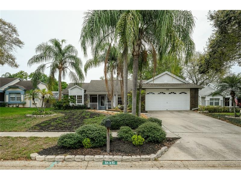 935  VALLEY VIEW,  PALM HARBOR, FL