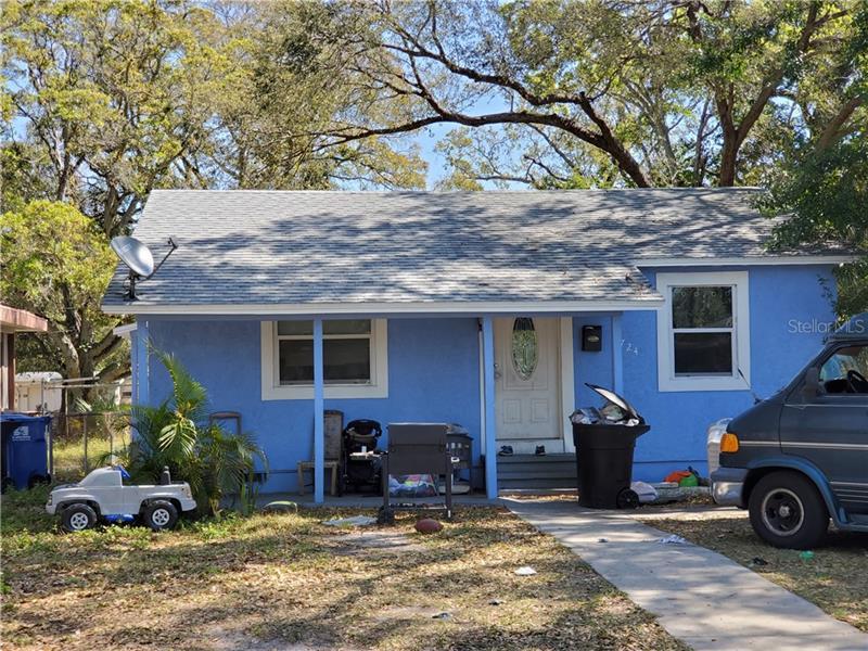 1724 S DAYTON, ST PETERSBURG, FL, 33712
