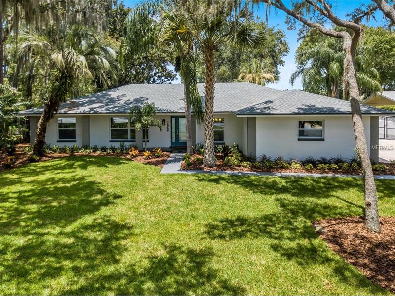O5528207 Winter Park Waterfront Homes, Single Family Waterfront Homes FL