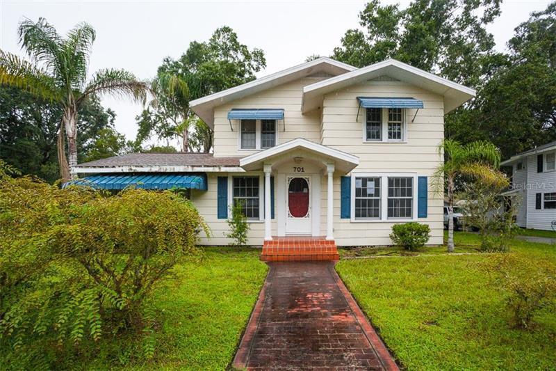 701 N WARNELL,  PLANT CITY, FL