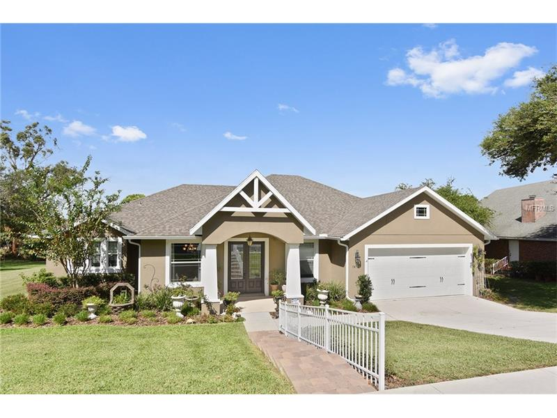 G4846874 Clermont Waterfront Homes, Single Family Waterfront Homes FL