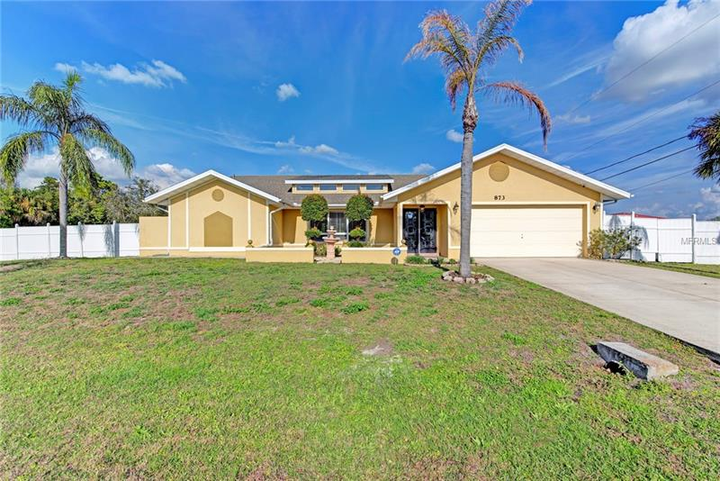 873 NW FOREST HILL,  PORT CHARLOTTE, FL