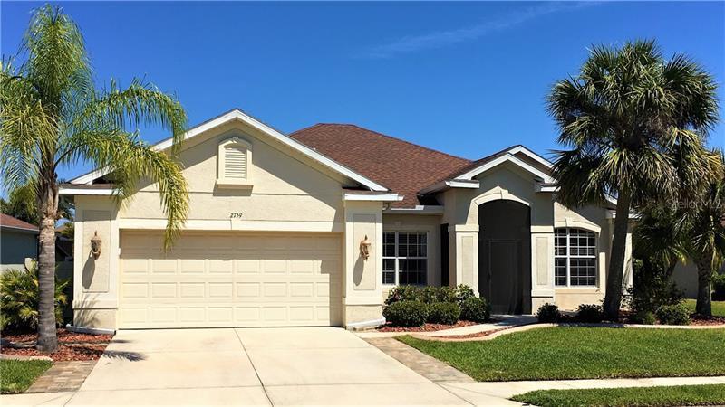 2759  SUNCOAST LAKES,  PORT CHARLOTTE, FL