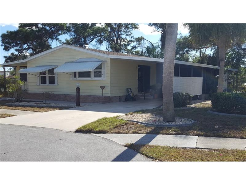 753  BUTTERFIELD,  ENGLEWOOD, FL
