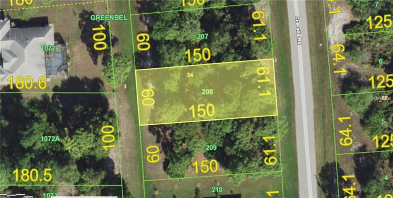 118 CREVALLE, ROTONDA WEST, FL, 33947