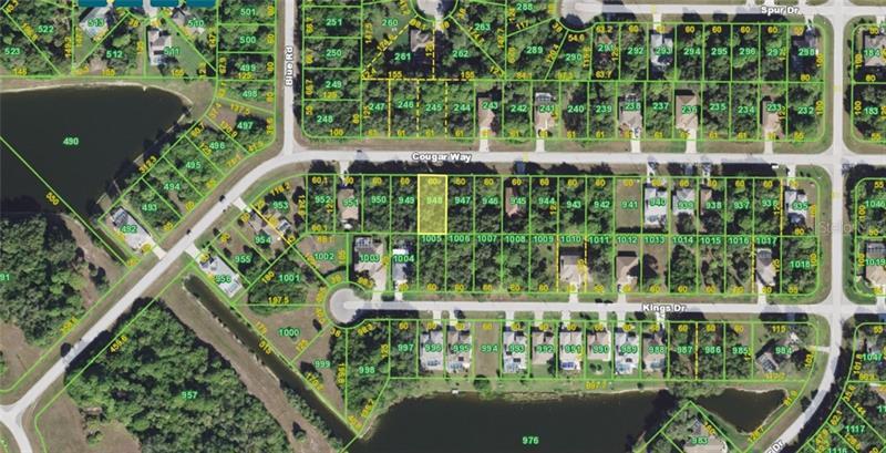 169 COUGAR, ROTONDA WEST, FL, 33947