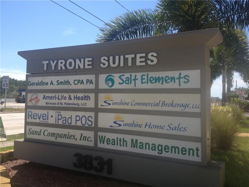 3831 N TYRONE, ST PETERSBURG, FL, 33709