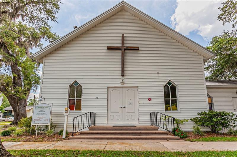 201 BARWICK STREET, WILDWOOD, FL, 34785
