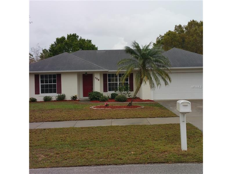 108  MEADOW GLEN,  MINNEOLA, FL