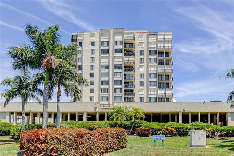 6372 S PALMA DEL MAR 701, ST PETERSBURG, FL, 33715
