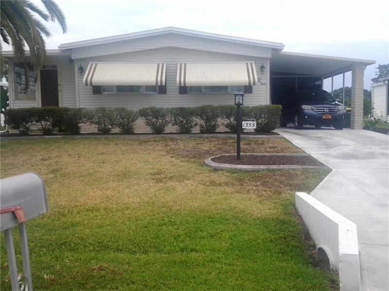 1353  BLUE HERON,  ENGLEWOOD, FL