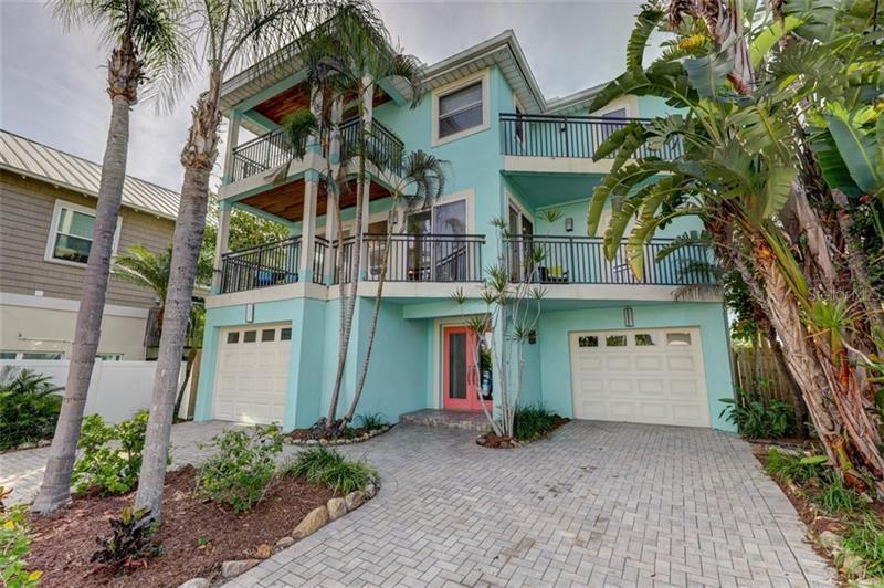 7702  BAYSHORE,  TREASURE ISLAND, FL