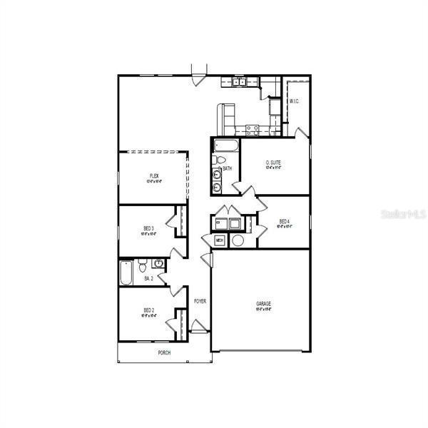 1701 SHAD, POINCIANA, FL, 34759