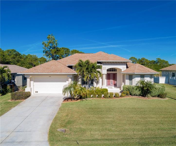 1146 ROTONDA, ROTONDA WEST, FL, 33947