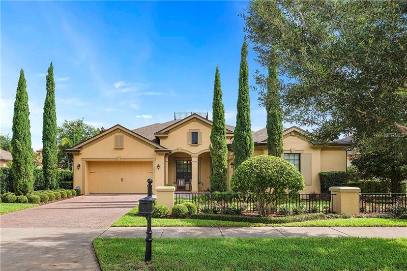 O5713577 Winter Park Waterfront Homes, Single Family Waterfront Homes FL