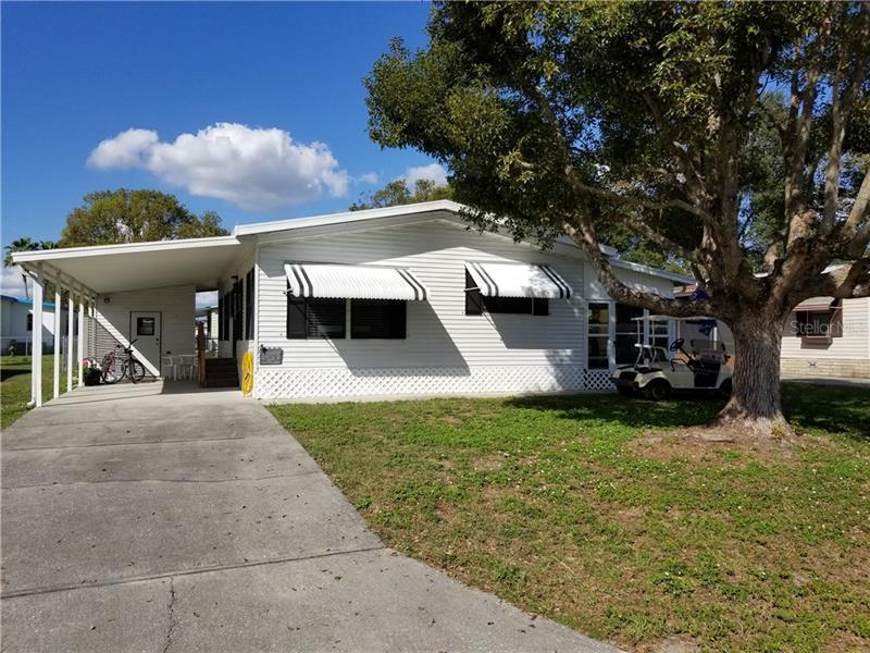 1953  REGINA,  LAKE ALFRED, FL