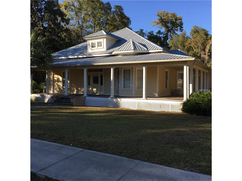 214 E NOBLE,  BUSHNELL, FL