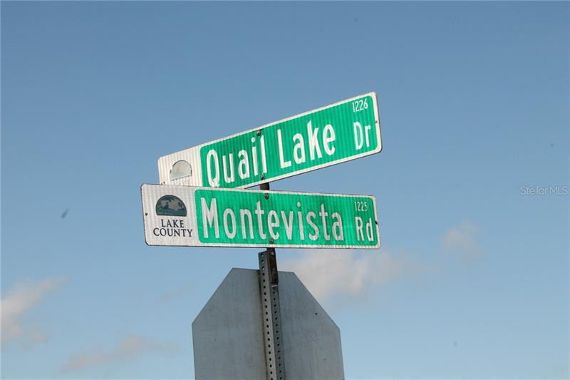 QUAIL LAKE, CLERMONT, FL, 34711
