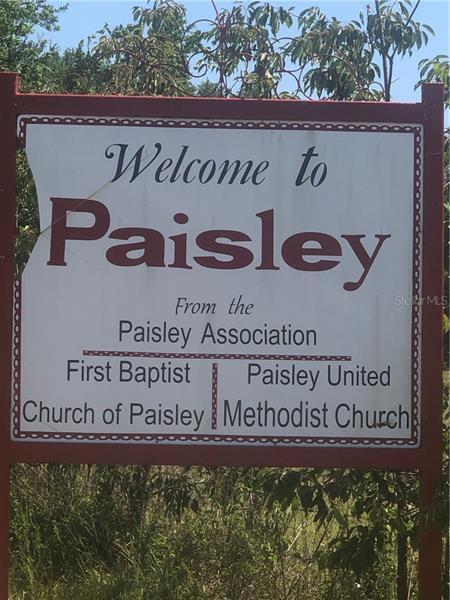 MORNING VIEW, PAISLEY, FL, 32767